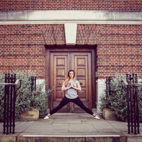 workplace yoga, office yoga, yoga everywhere, wellness week, desk yoga, chair yoga, corporate health and wellbeing champion, yoga London