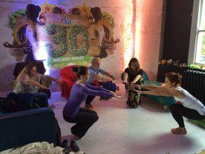 Pathak Yoga Office Yoga Suksham Vyayam Yogic Squats