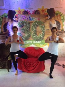 Vrikshasana Tree pose Pathak Yoga Office Yoga