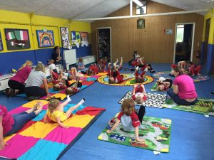 Little Yogis Children's Yoga: Ananda Balasana (Happy Baby Pose) Pathak Yoga Office Yoga