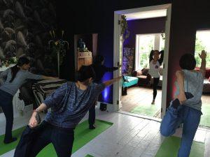 Natarajasana Pathak Yoga Office Yoga 63