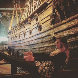 Boat Pose, Stockholm