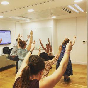 Office Yoga 10