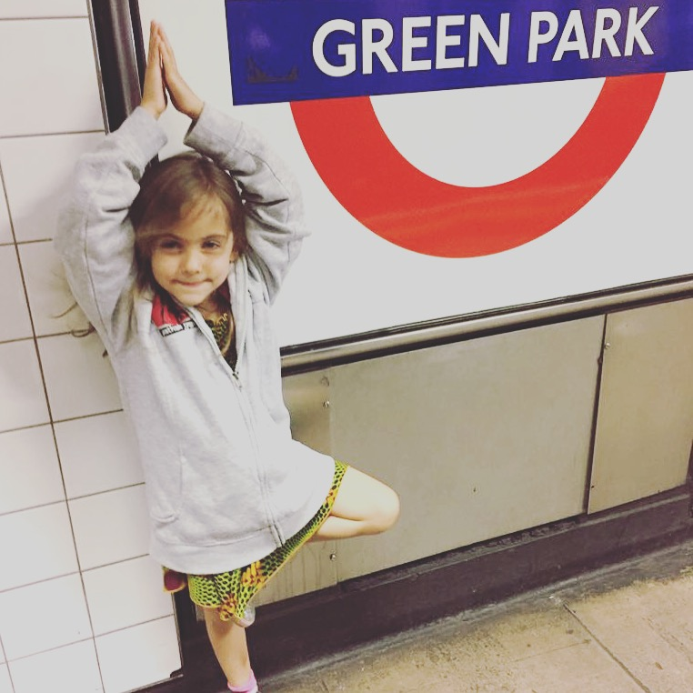 Vrikshasana, vrksasana, tree pose, chair yoga, tube yoga, Green Park, workplace yoga, office yoga, yoga everywhere, wellness week, desk yoga, chair yoga, corporate health and wellbeing champion, yoga London
