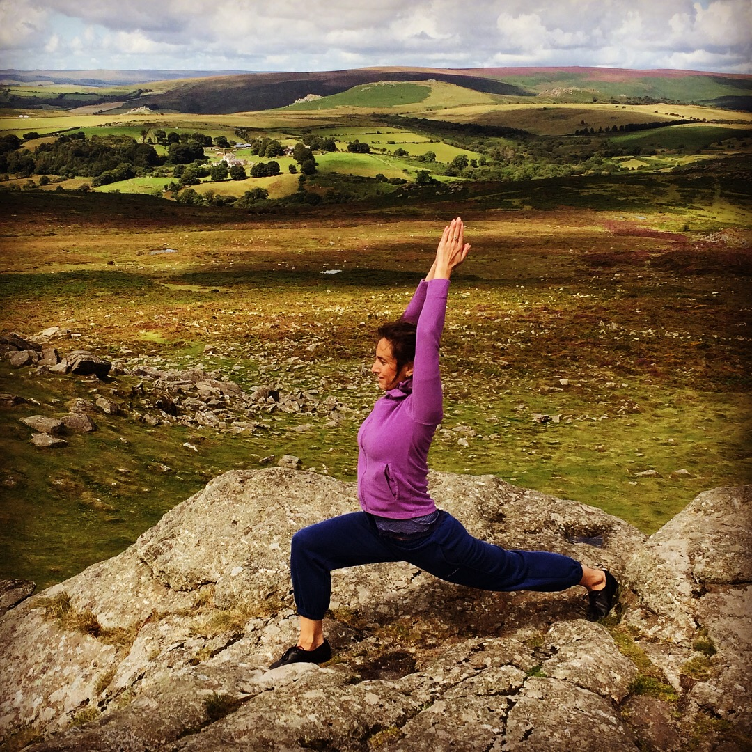 Virabhadrasana, Virasana, Warrior pose, landmark yoga, workplace yoga, office yoga, yoga everywhere, wellness week, desk yoga, chair yoga, corporate health and wellbeing champion, yoga London