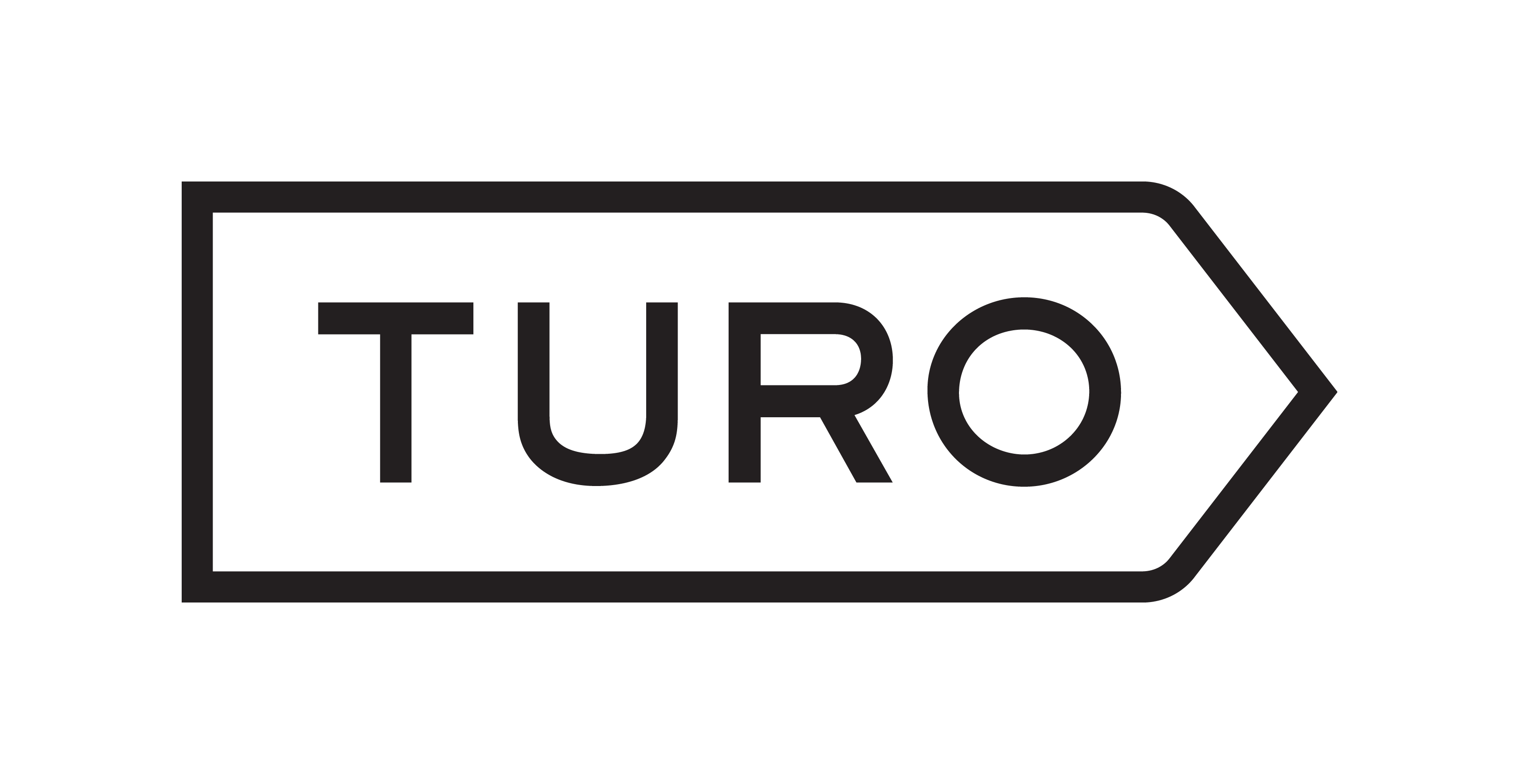 Turo logo-black