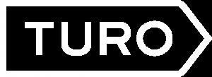Turo logo-white